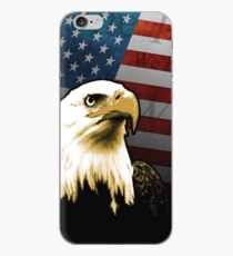 We the People - Golden Eagle iPhone Case