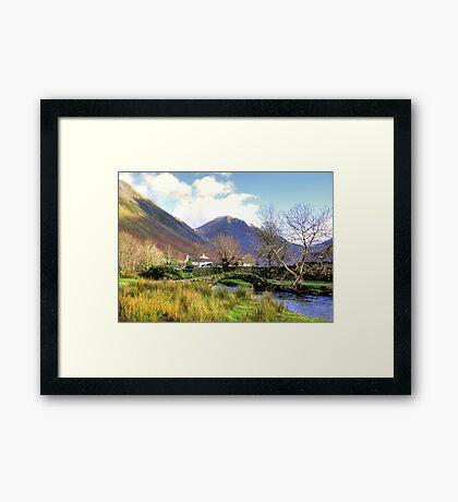 Packhorse Bridge - Wasdale Head #2 Framed Print