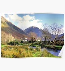 Packhorse Bridge - Wasdale Head #2 Poster