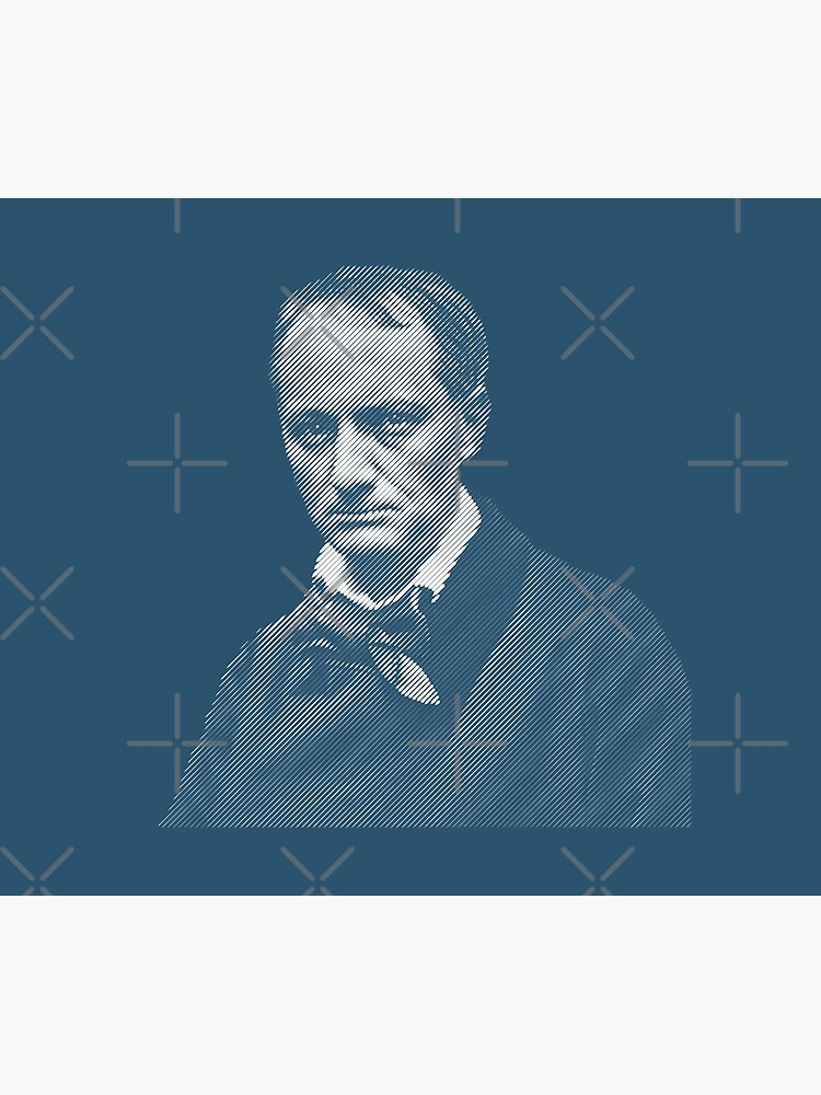 Charles Baudelaire by kislev