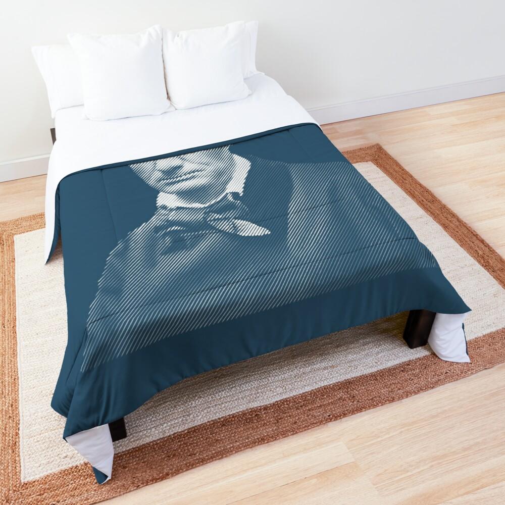 Charles Baudelaire Comforter