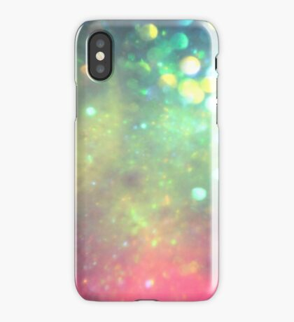 Sparks that shudder and cannot fire iPhone Case