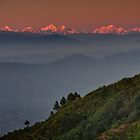 The Himalayas by Peter Hammer