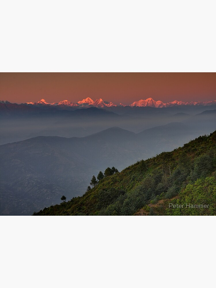 The Himalayas by PeterH