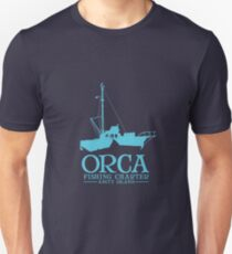 Orca Fishing Charter T-Shirt