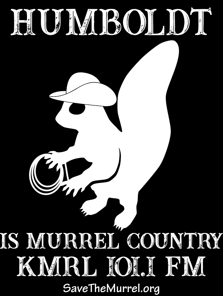 Murrel County (For Dark Colored Items) by SaveTheMurrel