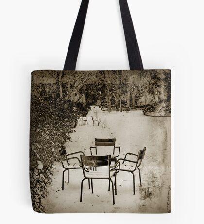 Chaises Tote Bag