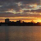 lake+ reflection by Anastasesh