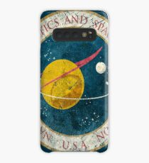 NASA Vintage Seal Case/Skin for Samsung Galaxy