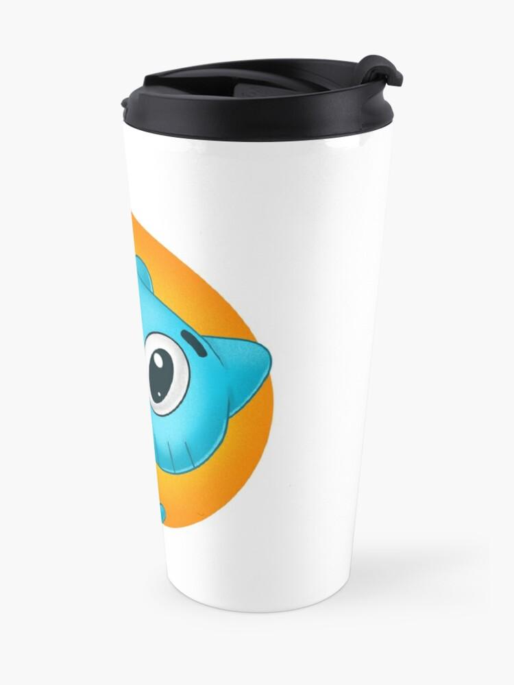 Alternate view of Gumball  Travel Mug