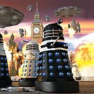 Supreme Invasion of Earth! by dalek6388