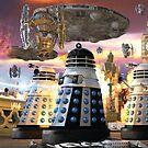Stripey Invasion of Earth! by dalek6388