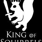 Hail, King of Squirrels! (light) by SaveTheMurrel