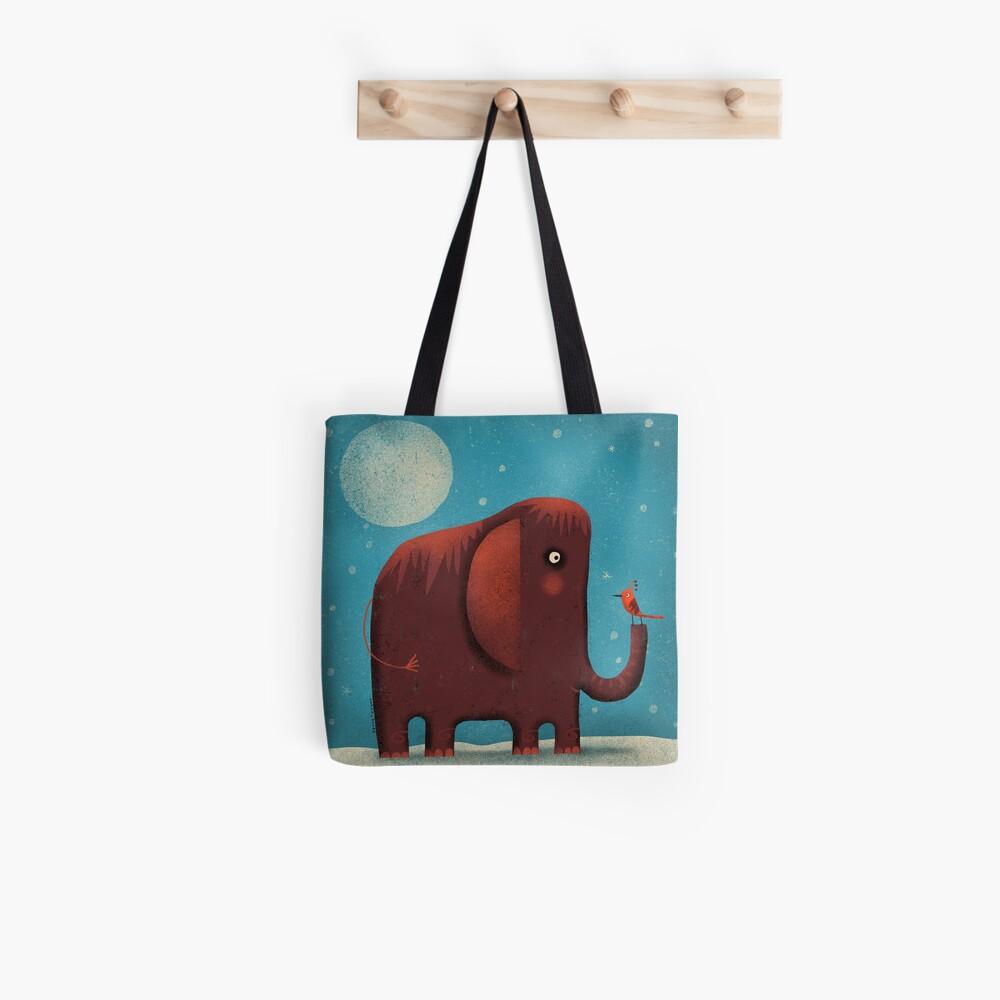 WOOLY FRIEND Tote Bag