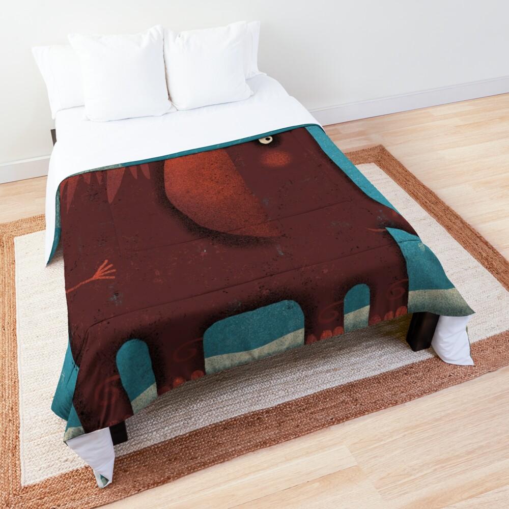 WOOLY FRIEND Comforter