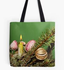 Christmas tree decoration Tote Bag