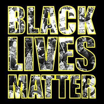 #BLACKLIVESMATTER PROTEST SHIRT by blacklives
