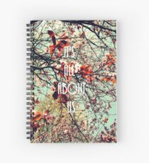 All About Us  Spiral Notebook