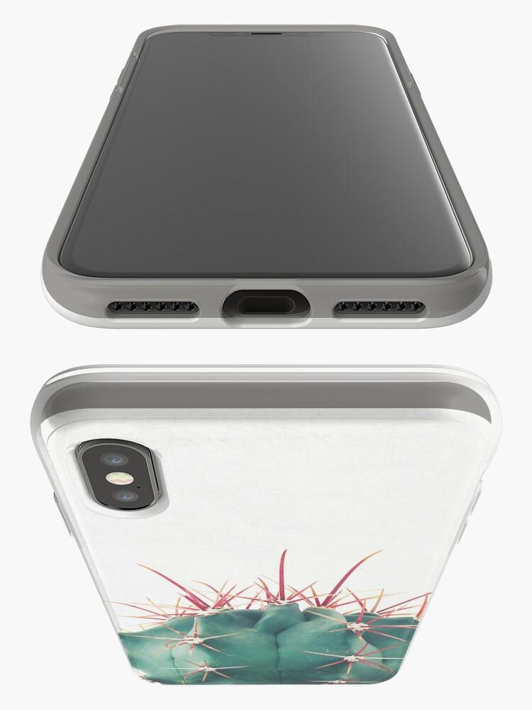 Alternate view of Ferocactus iPhone Case & Cover