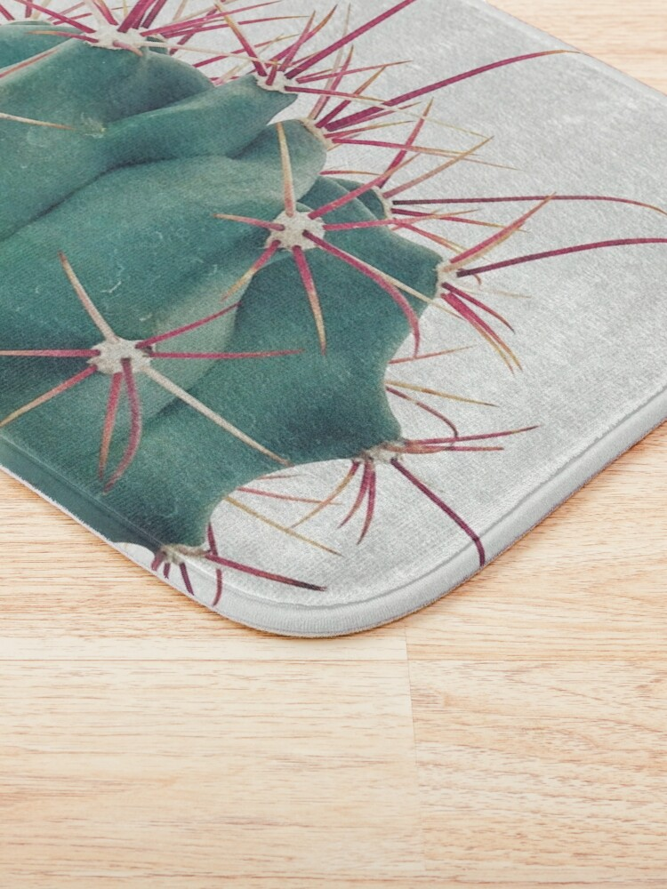 Alternate view of Ferocactus Bath Mat