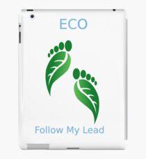 ECO iPad Case/Skin