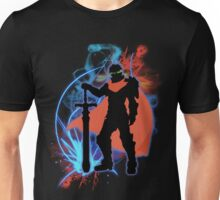 Super Smash Bros. Ike Silhouette Unisex T-Shirt
