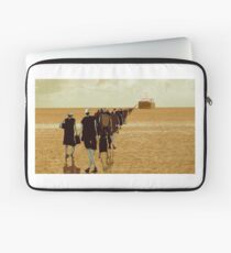 embarkation two Laptop Sleeve
