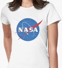 NASA Women's Fitted T-Shirt