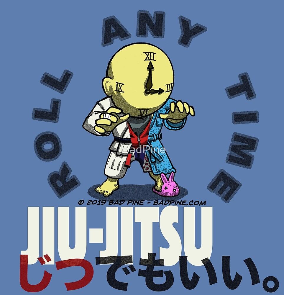 Jiu-Jitsu de mo ii by BadPine