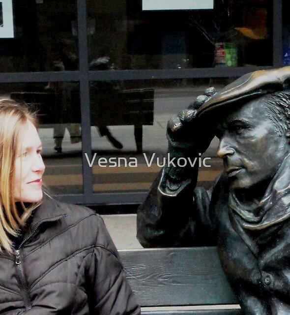 Quiet understanding by Vesna ©