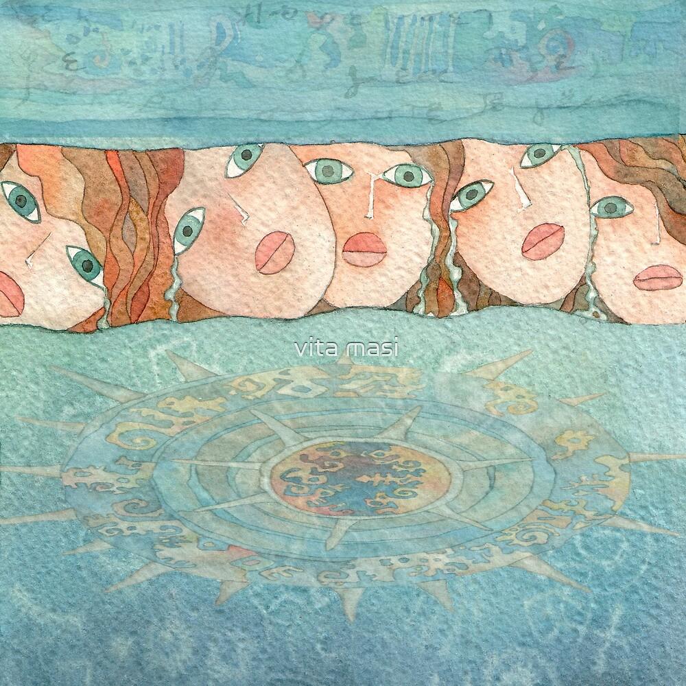 Mermaid  of the sea by vimasi