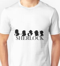 The Generations of Sherlock Holmes T-Shirt