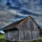 Zuger Barn by Luke Griffin