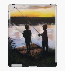 Lake Life iPad Case/Skin