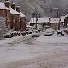 Winter in Chapeltown by Rees Adams