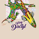 The Terry-Dactyl Fighter by Terry Smith