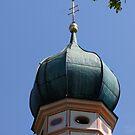Chapel St. Georg Murnau by SmoothBreeze7