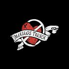 Marianas Trench Heart Logo by haventhadenough