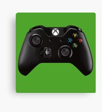 Manette Xbox One Canvas Print