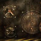 Steampunk - Check your pressure by Michael Savad