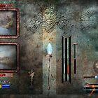 Steampunk - Control Panel by Michael Savad