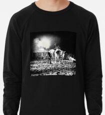 The Horse That Suffered Lightweight Sweatshirt
