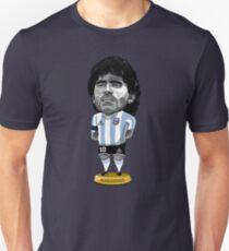 Maradona figure Unisex T-Shirt