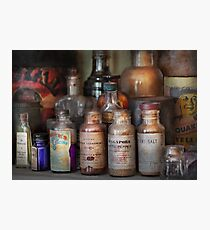 Chef - The Pantry  Photographic Print