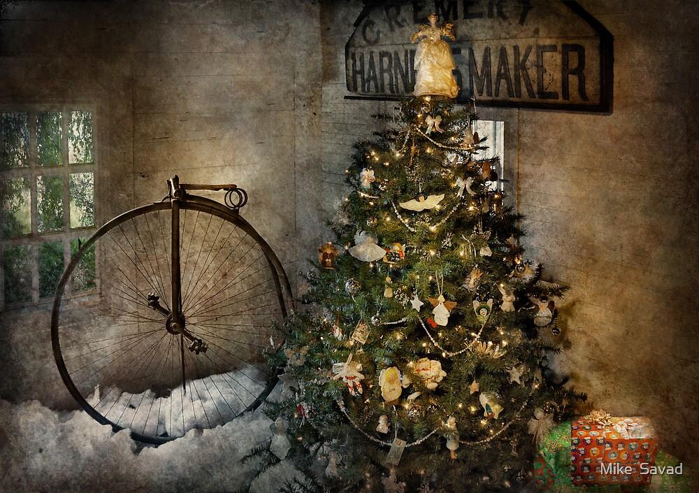 Bike - I wanna bike for Christmas  by Michael Savad