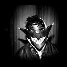 Halloween goblin, Los Angeles, CA October 2010 by joshsteich