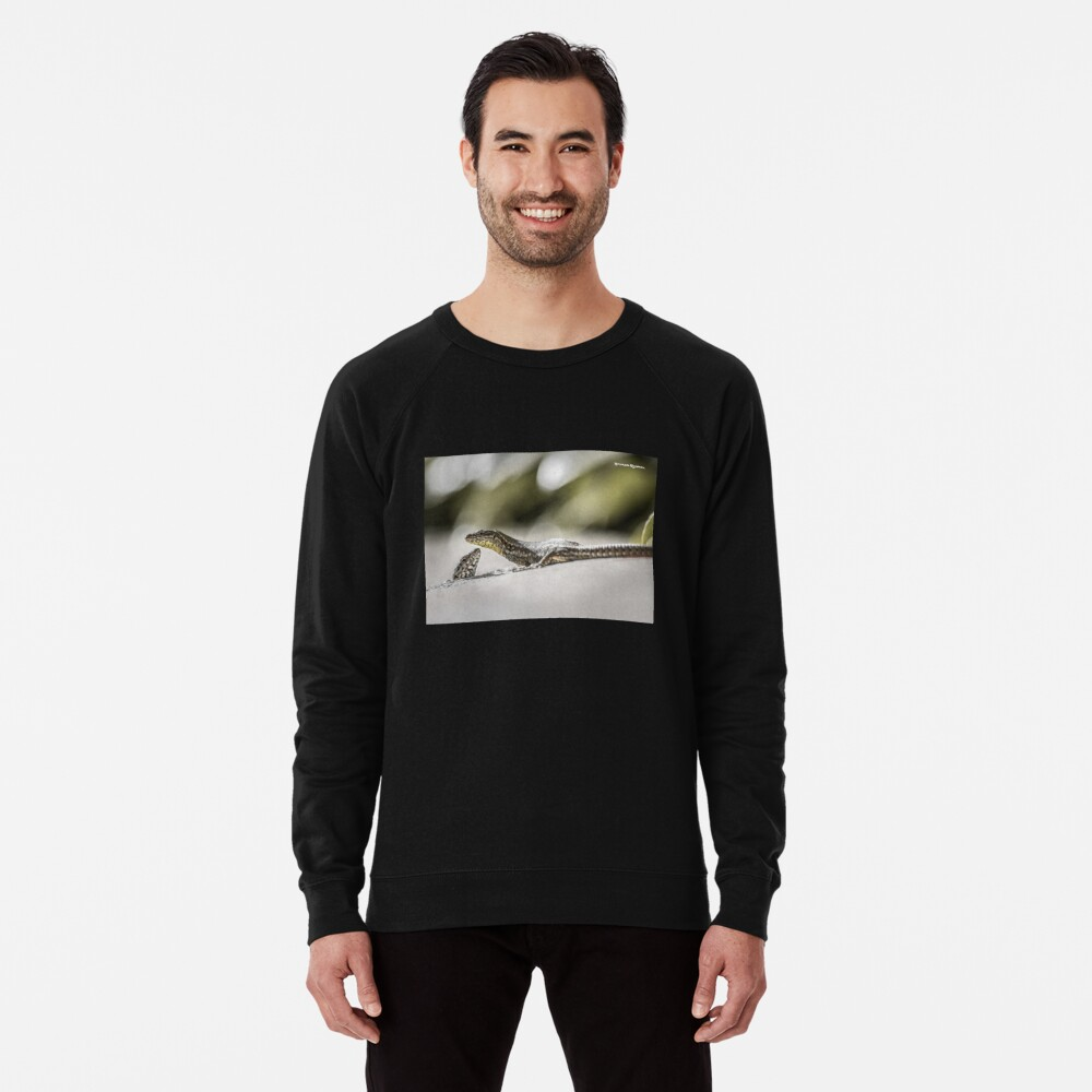The charming lizards Lightweight Sweatshirt