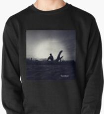 The Pastless Guy in The Shade Pullover Sweatshirt