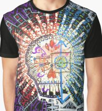 Always On The Edge Of Death, But All We Have Is Now Graphic T-Shirt