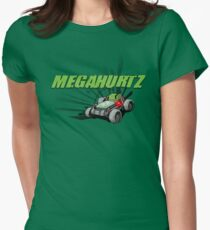 MegaHurtz! Women's Fitted T-Shirt